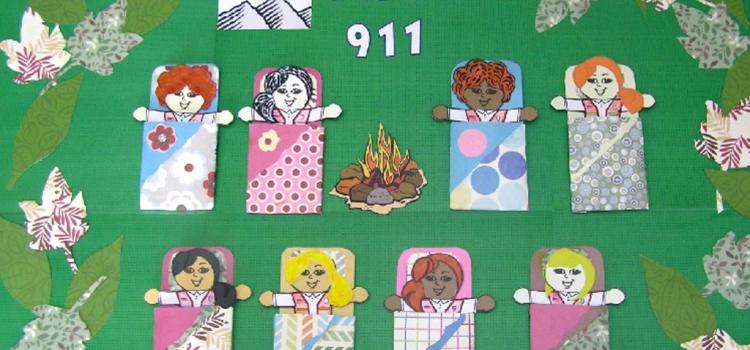 Paper Doll Kaper Chart