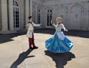 Historically Accurate Disney Princess Dances