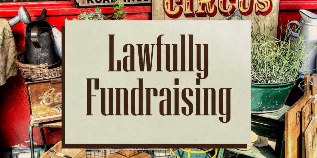 Lawfully Fundraising Image