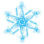 Snow Badge