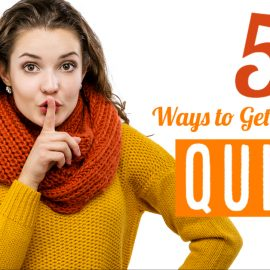 5 Ways to Get Kids to be Quiet