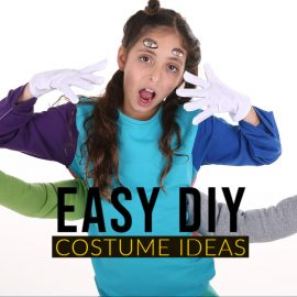 Easy DIY Costume Ideas