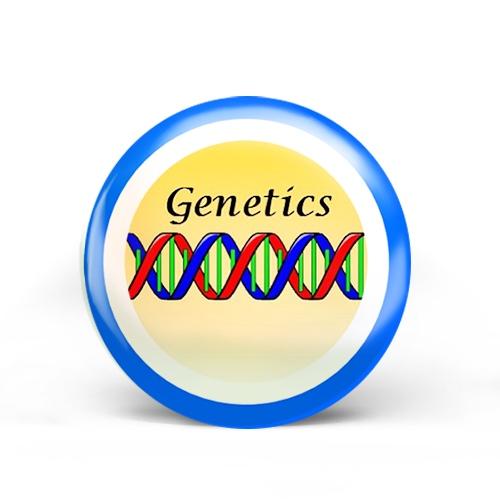 genetics badge