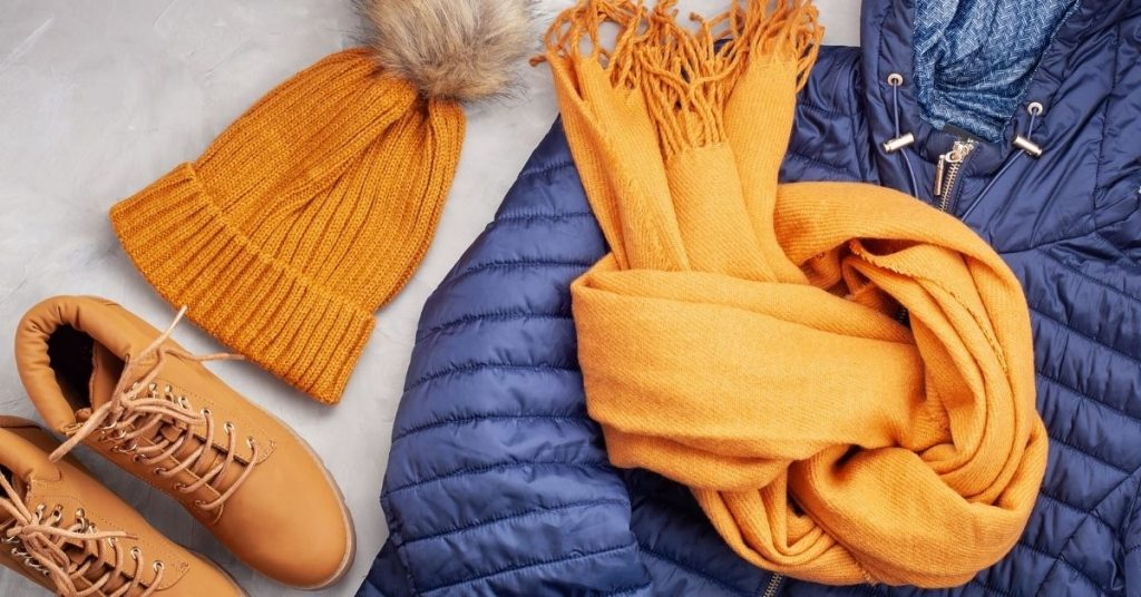 snow lesson plan winter clothing