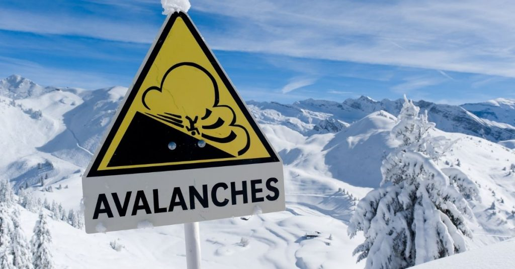 snow lesson plan avalanches