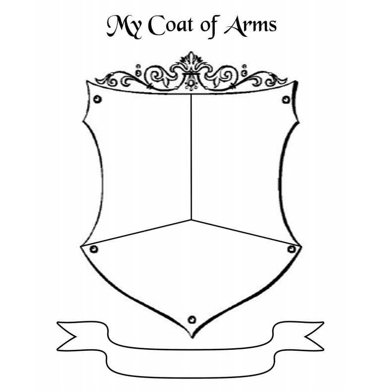 design my own coat of arms