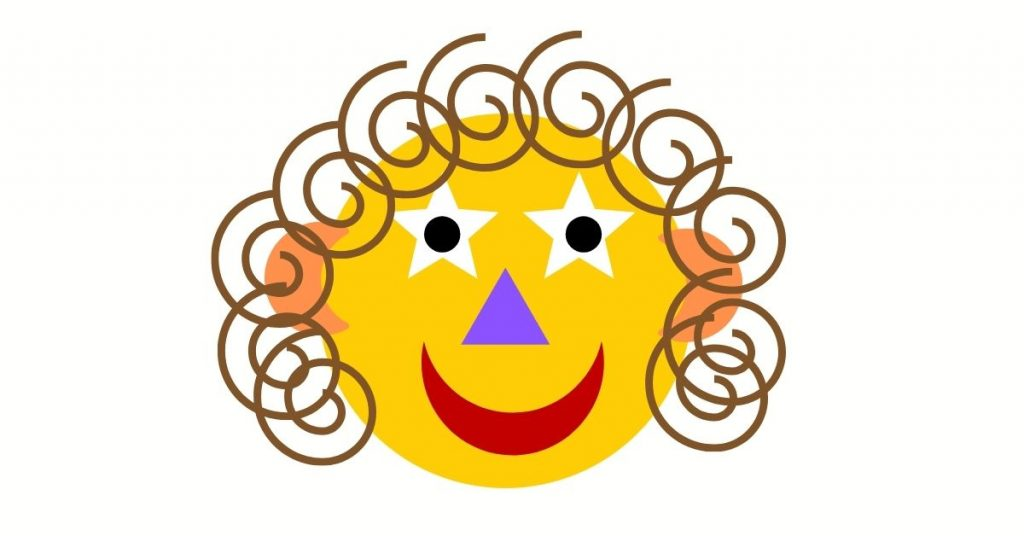 smiley face genetics
