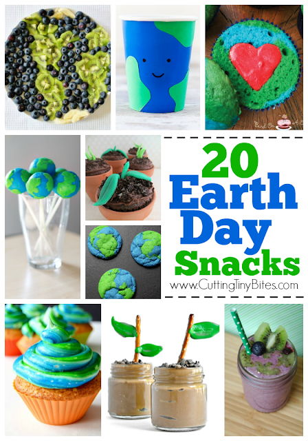 20 earth day snacks